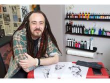 Paul Talbot, tatovør