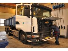 Scania vinder kommunalt udbud i København