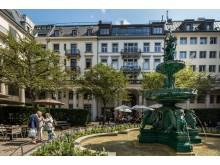 Pop-up Hotel Zürich außen