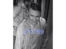 Ref: 211769 - man police would like to trace re: assault