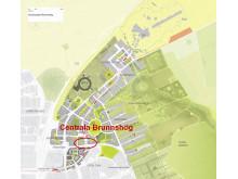 Strukturplan_tilldelning_Centrala Brunnshög_170823