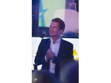 James Persson, daglig leder i Assist Haugesund