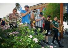 Jazz i Trekanten ved Trekantområdets Festuge