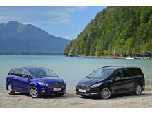 Ford Galaxy und Ford S-MAX