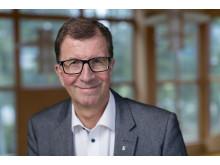 Lars Martinson, hedersdoktor vid Luleå tekniska universitet