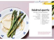 """Halstrad sparris – ett av recepten från Anne Aobadias nya kokbok """"Vardagsgott!"""""""
