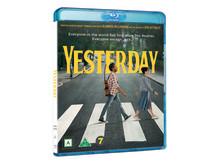 Yesterday, Blu-ray