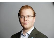 David Perez (SD), regionråd, Region Uppsala