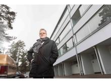 Matti Lindfors, kiinteistöpäällikkö, Varma