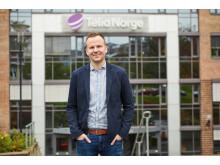 Håkon Lofthus, leder Telia Consumer