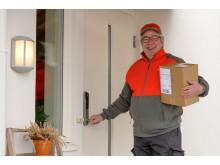 Postbud Bjørn Tørseth