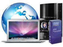 PriceRunners internationella prisstudie 2008