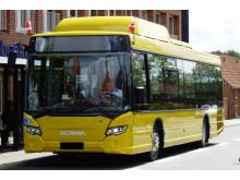 Nye Scania-busser til Tide Bus Danmark A/S