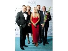 Vinnare Årets Leverantör/Agent Habit Modegalan 2012 - Stenströms Skjortfabrik