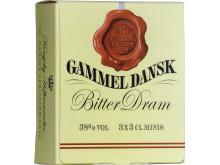 Gammel Dansk 3x3cl