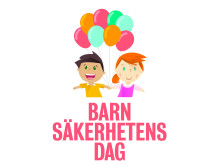 Barnsäkerhetens dag logotype