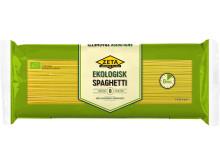 Ekologisk spaghetti från Zeta
