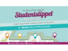 Studentslippet 2018