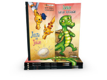 Nytryckta böcker från Sagolikt Bokförlag