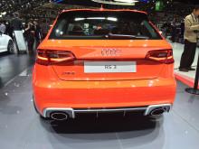 Ny Audi RS 3 på Geneve Motor Show