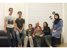 Familien på syv