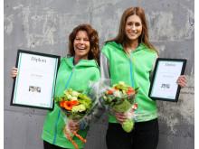 Åsa Wallin från Hässleholm vinnare av Korpens instruktörstalang 2012