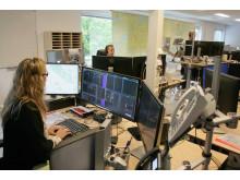 Ambulansdirigering i landstingets egen regi vid Akademiska sjukhuset, Sjukvårdens larmcentral