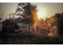 Kommer byta Sverige mot byn Salima