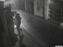 CCTV still of Jason Fossett