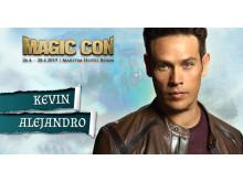Kevin Alejandro - MagicCon