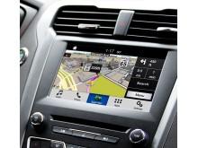 Ford_Propojení systému SYNC a navigace Sygic