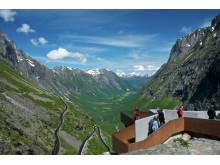 Aussichtsplattform Trollstigen