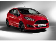 Ford Red Edition med prisbelønt 1.0-liters EcoBoostmotor med 140 HK