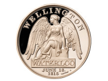 Waterloo Campaign Medal - Bronze