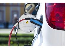 Charging of car