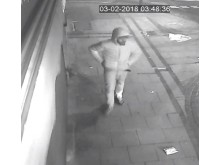 Image of male police wish to identify