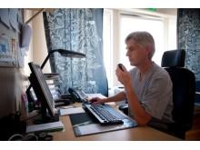 Conscriptors applikation DictaSend säkerställer vårddokumentation vid driftstörningar