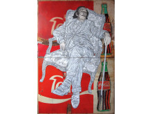 Dali Sits on Coke