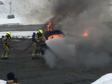 Brann i elbil_3_foto Gjensidige
