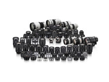 Lens lineup