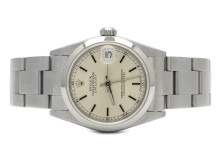 Klockor 4/10, Nr: 24, ROLEX, Oyster Perpetual, Datejust, Chronometer, Ref nr. 78240