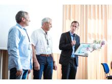 Vant Sørlandets Energipris 2016: Arendal kommune er Sørlandets smarteste strømbruker