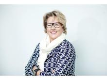 Maria Zimdahl, styrelseordförande Stockholms Byggmästareförening