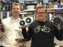 Stian Gabrielsen og Pål Fredrik Berg, Komplett