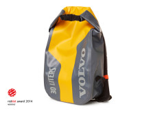 Volvo BP30L Identity Backpack vann designpris vid Red Dot Product Design Awards 2014