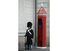 Vagt ved Amalienborg