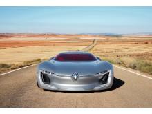 Renault TreZor - framtidens bil