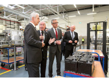 Expansion Johnson Controls Plant Zwickau_Inside