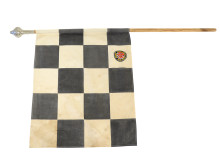 Memorabilia Sportlegender 5/6, Nr: 5, MÅLFLAGGA, Anderstorp racing club, Sweden