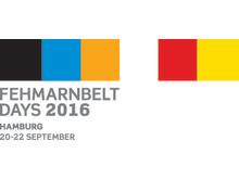 Fehmarnbelt Days 2016 logo